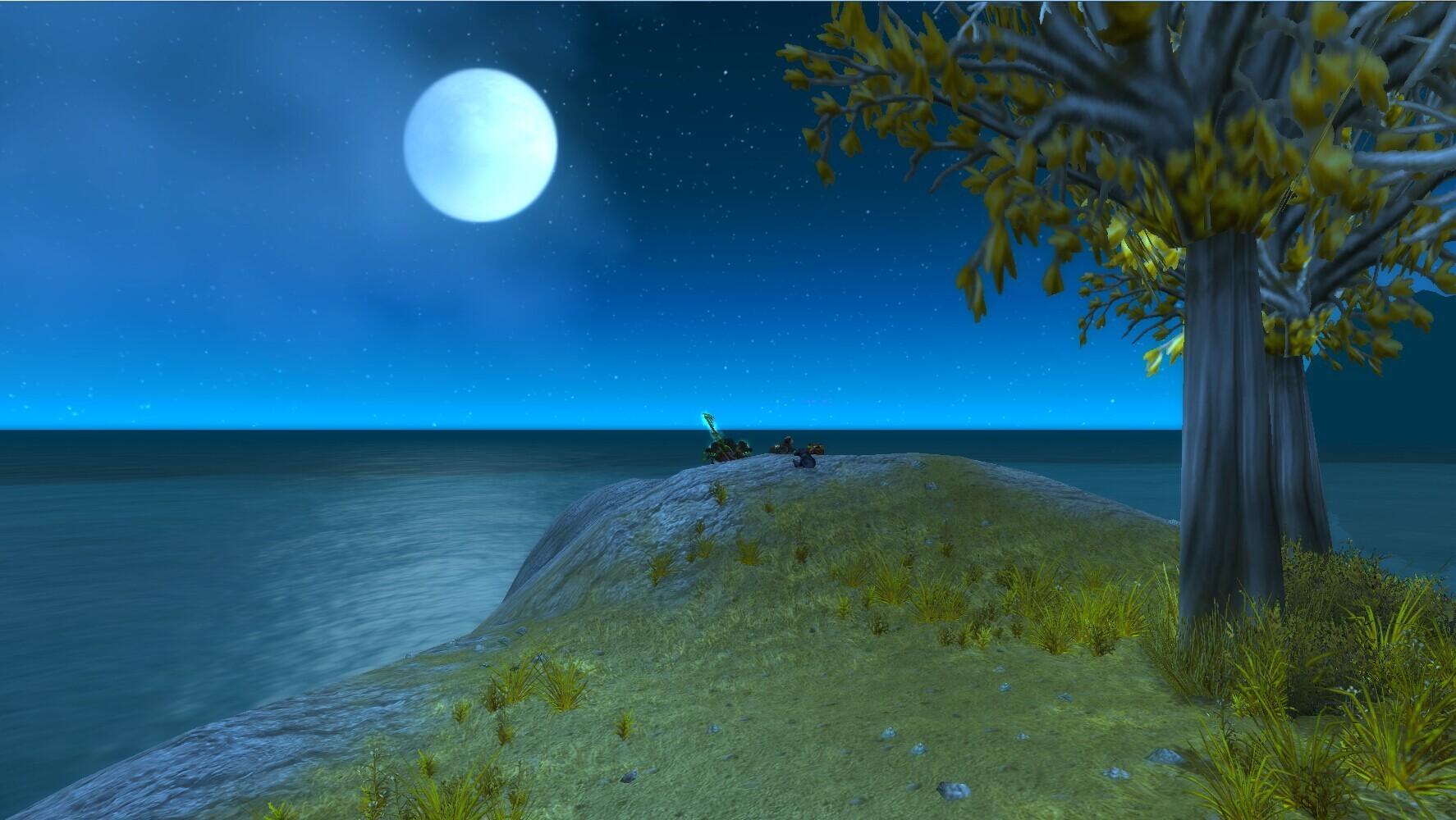 盘点魔兽世界十种最美的月光