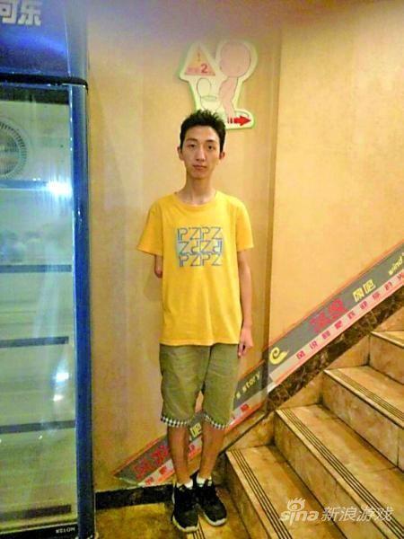 西南大学大四学生刘灏瑶
