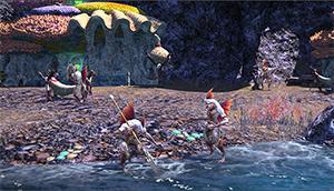最终幻想14鱼人族