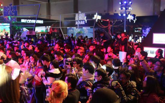 360游戏狂欢节首日现场火爆