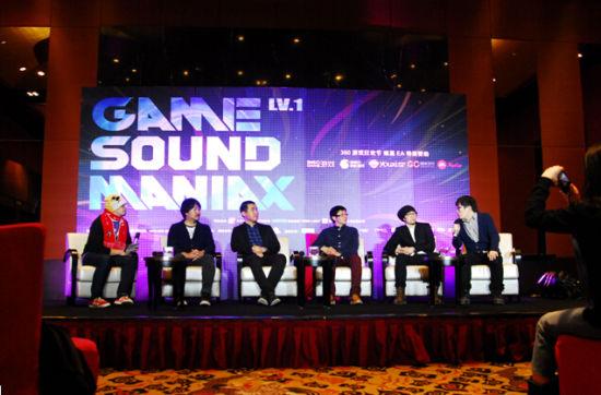 360张小蝶对话日本顶尖游戏音乐人 谈手游品牌之路