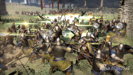 中世纪战斗《剑刃风暴:噩梦》宣布登陆PC