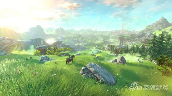 《塞尔达传说》WiiU