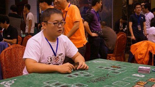 WCA2015《三国杀》春节揭幕赛三甲专访之季军