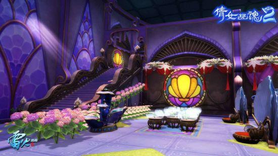 新闻动态 网络游戏 正文页  已有_count_条评论    有了海底宫殿,室内图片