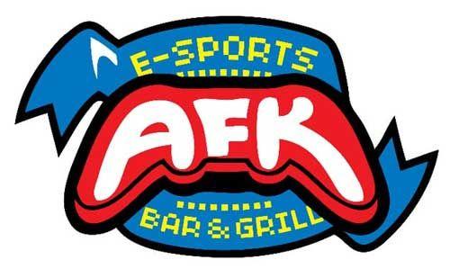 Burkhart 的电竞Bar命名为AFK(Away from Keyborad,离开键盘)