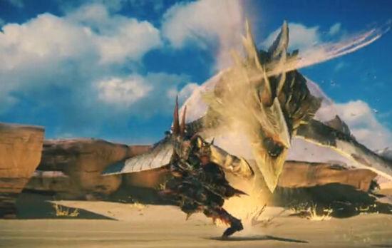怪物猎人OL吞渊龙将登场