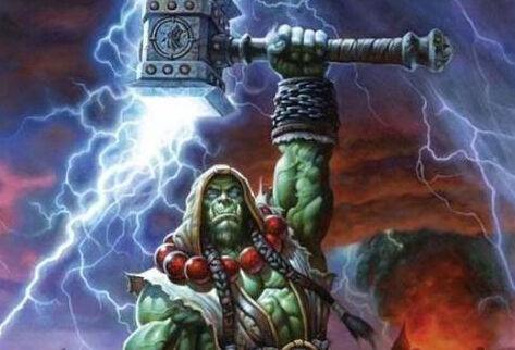 萨尔的武器:毁灭之锤
