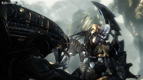 《异形大战铁血战士》(Aliens VS Predator):战场将从大银幕转移到你的显示器上。
