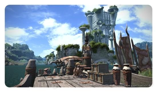 一次看个够!《最终幻想14》海量新细节释出
