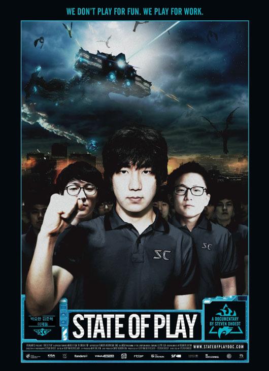 Jaedong主演电影《State of play》首尔首映