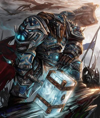 《风暴英雄》英雄介绍――库德兰 蛮锤