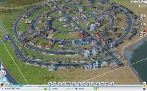 模拟城市5单机城市间时间是不是同步的?图片
