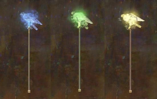幻化良品 激战2便宜又好看的武器法杖篇