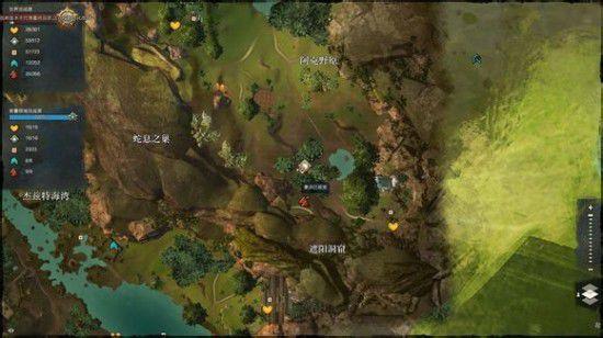 激战2阿苏拉度量领域观景点全开启图文解说