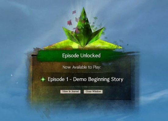 《激战2》美服第二季调整 引入故事日志