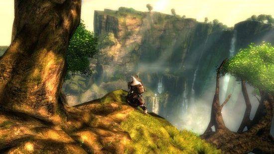 漩涡山:隐秘花园(点击查看大图)