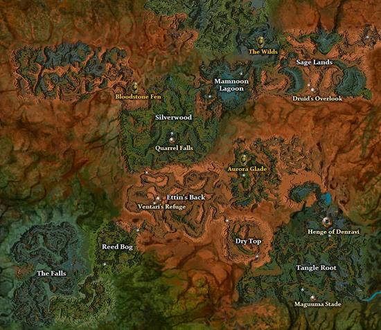 迈古玛地图(点击查看大图)