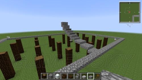《我的世界》中式建筑入门的图文教程(2)图片