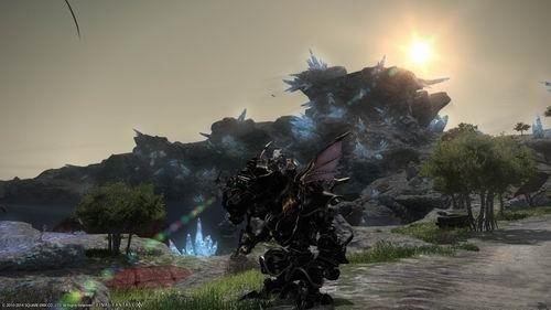 最终幻想14坐骑任务大全 坐骑获取方法一览
