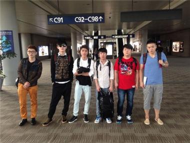 v驻地在即中国之队备战银川驻地抵达WCA赛事2016厦门铁人三项图片