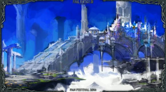 最终幻想14国际服将开放飞行 新蛮神曝光