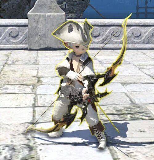 最终幻想14萌正太拉拉肥幻化的正确姿势