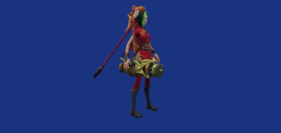 正文     主动效果:崔丝塔娜为附近的敌人或者防御塔施加一个爆炸充