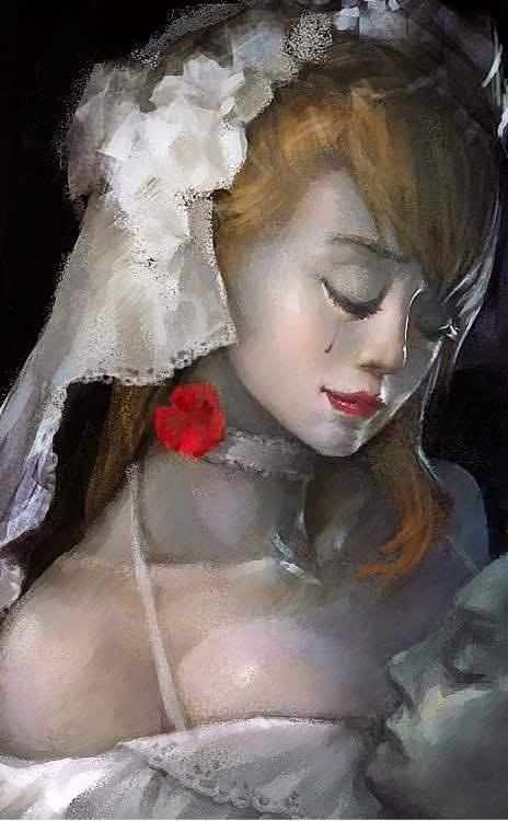 笔尖上的艾欧泽亚系列 栎画大神新作:艾达