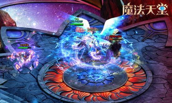 魔法天堂,魔幻页游,3D页游,网页游戏魔法天堂最新图片