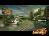 新浪游戏_赛车网游《疯狂飚车》桌面壁纸