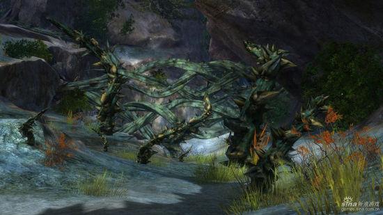 激战2新版本迈古玛之门最新截图曝光
