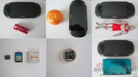 比PSP更大更优雅