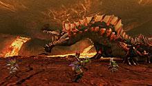 《怪物猎人P3》游戏画面(三)