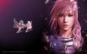 《最终幻想13-2》游戏壁纸(一)