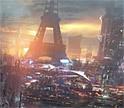 科隆游戏展 《战栗都市》GC11原画