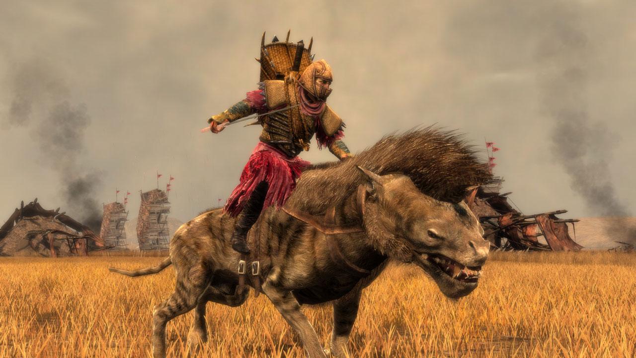 《指环王 征服》e3 2008游戏画面(4)图片