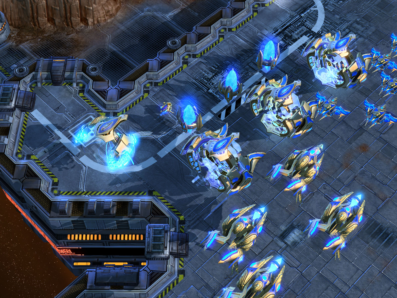 Starcraft  Gm Protoss Build