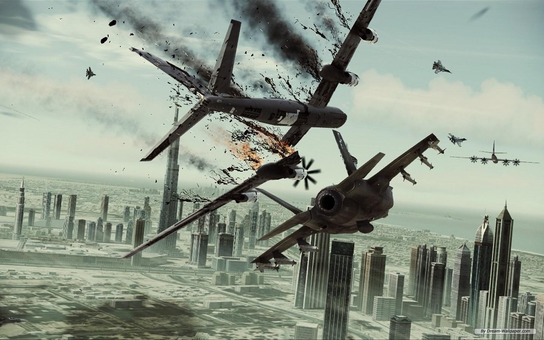 《皇牌空战7:突击地平线》壁纸4