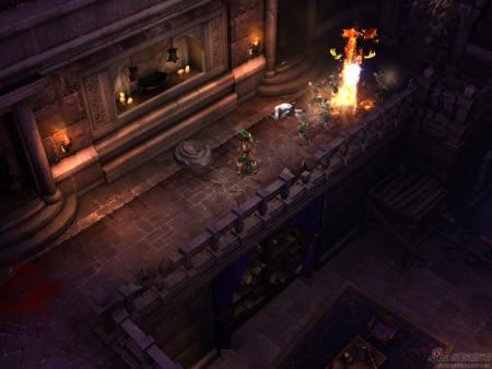 新浪游戏_暗黑3将持续发布各大职业套装 巫医套装首发