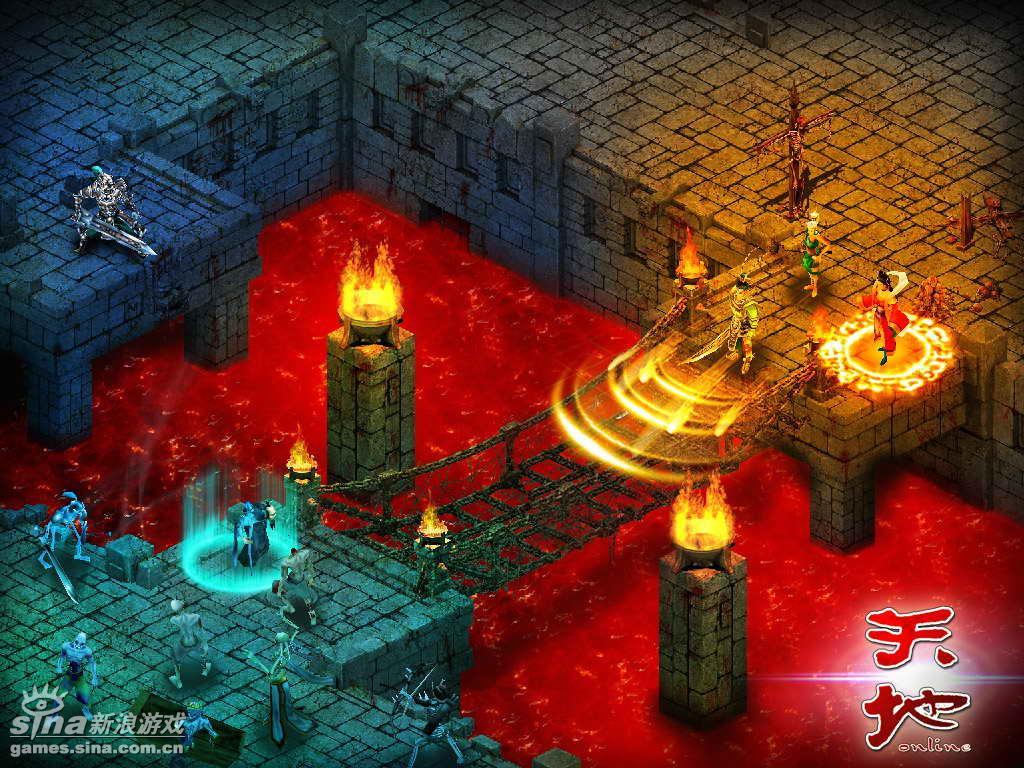 《天地OL》游戏截图