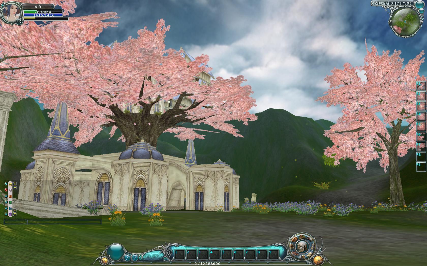 《圣域传说》游戏壁纸(7)