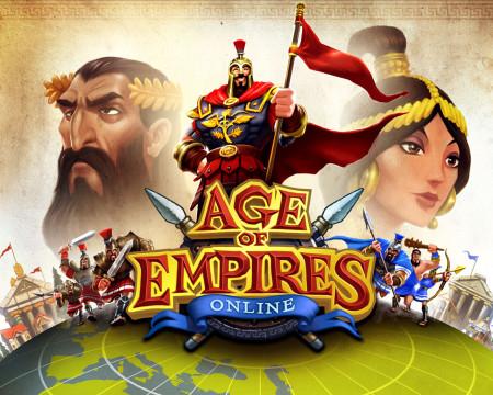 新浪游戏_微软公布《帝国时代OL》 视频截图首曝