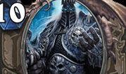 炉石玩家自制DIY卡牌:感受巫妖王的愤怒