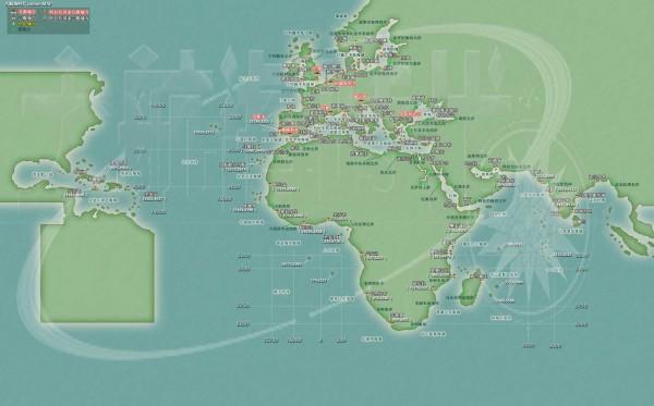 新浪游戏_世界地图