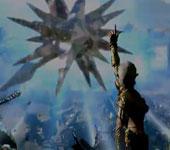 魔剑士技能:召唤冰珠