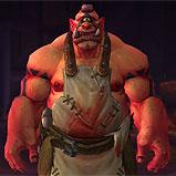 魔兽世界德拉诺之王血悬槌堡BOSS:屠夫