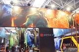 DOTA2展台
