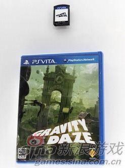PS VITA游戏包装