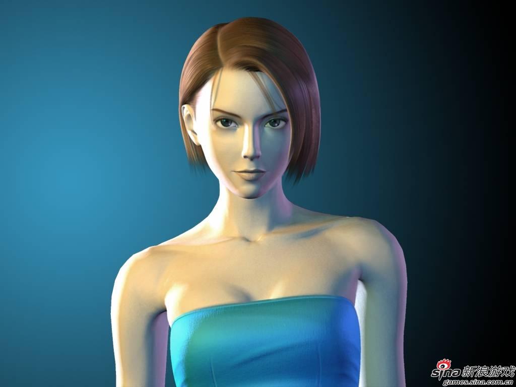 视频游戏26大美女